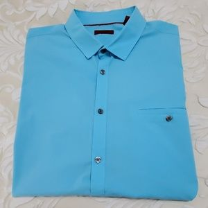 Alfani Slim Fit Dress Shirt